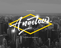 Angelow Typeface