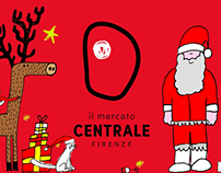 Mercato Centrale Firenze - Natale al Mercato