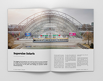 Customer Magazine for Solaris Bus & Coach S.A.