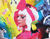 Lady Gaga&McQueen