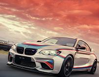 BMW///M2 CSL
