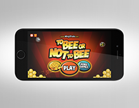 To Bee or Not To Bee - Game Design