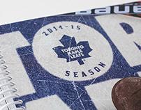 Toronto Maple Leafs 2014-15 Season Ticket Creative