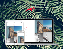 Jungle - Responsive Grid Tumblr Theme