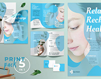Spa Salon Templates Suite