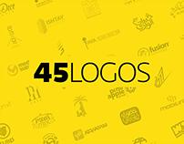 45 Logos