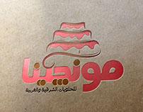 Logo MONGINA | مونجينا