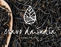 Cravo da Índia - Casa de Chá - Identidade