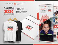 SABAQ 100K CHALLENGE | Brand Identity
