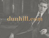 Dunhill online boutique