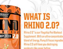 Rhino Email Blast