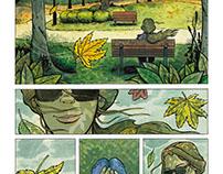 'Ogenblik' - Comic Book