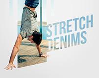 FORCA STRETCH DENIMS CAMPAIGN 2017