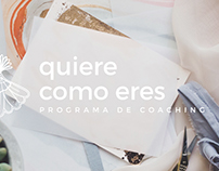 Quiere Como Vives | Coaching Branding & Web Design