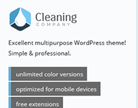 PE Cleaning Company theme is WPML ready!