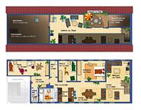 Illustrationen für IM-Immobilien