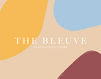 The Bleuve - Handpainted Clothing