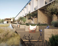 Concept proposal. Rendering for ABDR Architects.