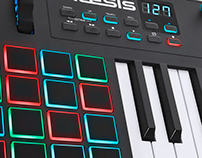 Alesis V and VI Keyboards