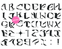WRONG Typeface