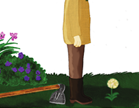 Dandelion Amostra de Paginas