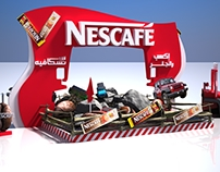 Nescafe (wrangler) activation