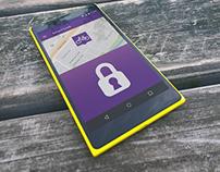 IOT Smart Lock UI/UX