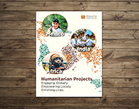 Humanitarian report booklet