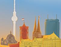 Berlin Illustration