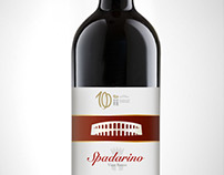 Naming & Wine label | Festival Centenario