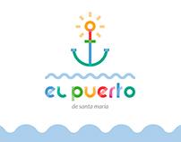 El Puerto de Santa María Logo Turismo