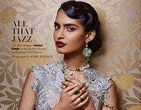 Jewellery Shoot -Harper's Bazaar Bride, India - Sept'16