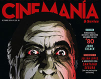 Cinemanía Cover Oct 2014
