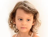 Happy birthday Eliane! 3 years old