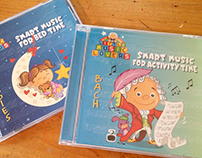 Universal music CD covers - Classical for kids