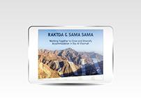 Sama Sama - Slide presentation