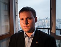 Du front ukrainien à la vie civile