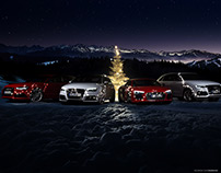 Audi before christmas
