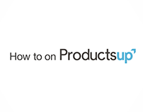 Productsup · Intro/Outro Animation