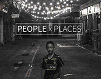 PEOPLE x PLACES : Travelogue