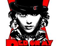 I've got red on my ledger