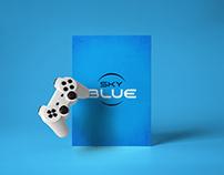 Sky blue - Księga znaku