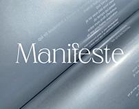 Manifeste - Le Culte édition automne 2020