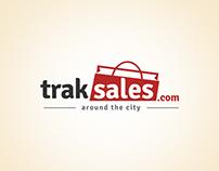 TrackSales Logo