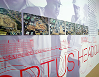 Branded Environments - Optus HQ