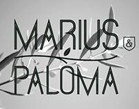 Marius & Paloma - Olive oil / 2013