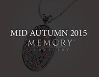 Memory Jewellery Mid Autumn 2015