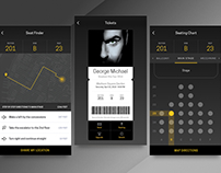 George Michael Tribute - Ticket App