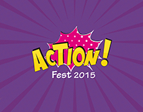 Action Fest! Diseño y edición de video