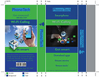 Phonotech insert ads sleeve